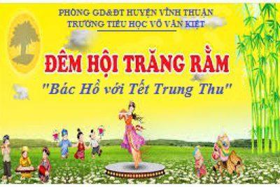 Đêm hội Trăng Rằm tại Trường Tiểu học Võ Văn Kiệt