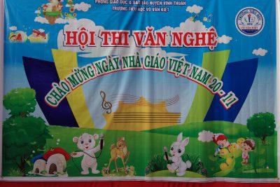 Hội thi Văn Nghệ chào mừng Ngày Nhà Giáo Việt Nam 20/11/2019