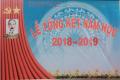 Lễ tổng kết năm học 2018 – 2019